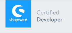 Logo Shopware 5 - Certified Developer