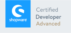 Logo Shopware 5 - Certified Advanced Developer