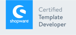 Logo Shopware 5 - Certified Template Developer